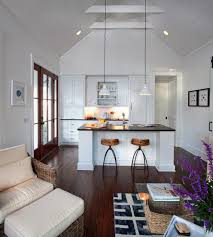 small galley kitchen ideas kitchen contemporary with skylight faux