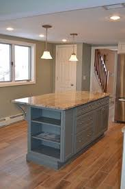 kitchen island with cabinets easy building plans build a diy kitchen island with free building