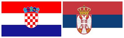 Flag Of Serbia Croatia Serbia Conflict Revived Cepa