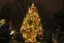 norman to hold tree lighting ceremony in park arts