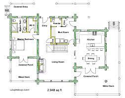 2500 Sq Foot House Plans 2500 To 4000 Sq Ft U2013 Taron Design Inc Log Home Plans