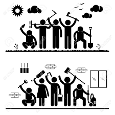 406 community helper cliparts stock vector and royalty free