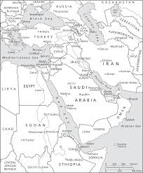 the middle east in world history since 1750