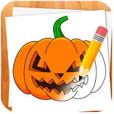 draw halloween android apps google play