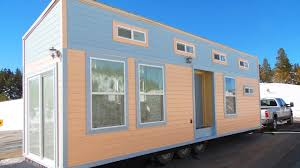 Tiny Home Design by 8x32 Pink Tiny House By Upper Valley Tiny Homes 53 400 Tiny