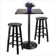 Pub Table Set Bar Table Set Ebay