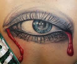 evil eye tattoo design real photo pictures images and sketches