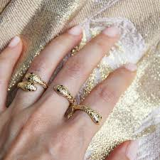 cleopatra wedding ring cleopatra snake ring the alchemy shop llc