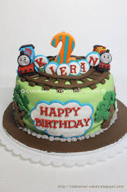 25 Thomas Friends Cake Ideas Thomas