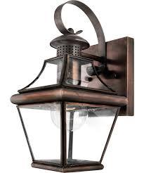 Copper Outdoor Lighting Fixtures Amazing Copper Outdoor Lighting Colour Story Design