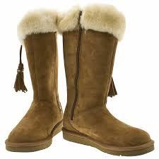 womens ugg australia brown plumdale charm boots womens ugg plumdale boots schuh