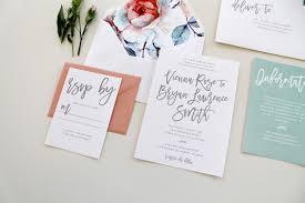 customizable wedding invitations custom wedding invitations nc calligraphy wedding