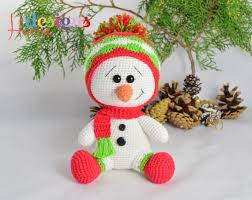 Amigurumi Christmas Ornaments - 216 best amigurumi christmas u0026 winter images on pinterest
