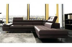 canapé de luxe canape cuir de luxe canapé d angle en cuir de buffle design italien
