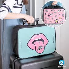 makeup travel bag images Korean cloth makeup storage bag trav end 12 4 2018 4 15 am jpg