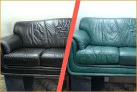 renover un canapé rénover canapé cuir craquelé meilleurs choix renovation canape