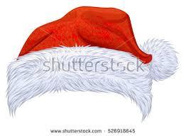 free christmas vector hat illustration download free vector art