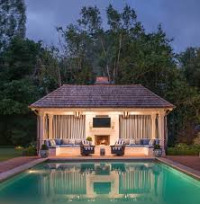 cabana decorating ideas with pool shed traditional and brown sheds