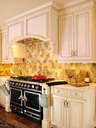cream kitchen cupboards wood countertops white pendant ivory