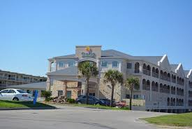 Comfort Inn In Galveston Tx Beach Out Front Picture Of Comfort Inn U0026 Suites Beachfront