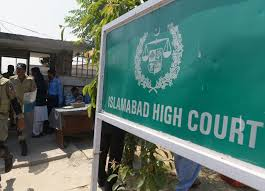 Seeking In Islamabad Ihc Issues Notices To Officials In Plea Seeking Non Disclosure Of