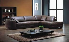 Small L Shaped Leather Sofa Small L Shaped Leather Reclining Sectionals Leandrocortese Info
