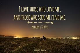 Seeking God Christianity Seeking God Proverbs And Verses