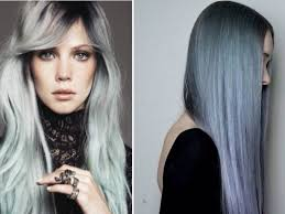 frosted hair color pictures granny s hair the new oh so hot trend neonfix nyc