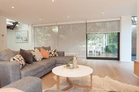roller blinds ben and kylie u0027s dream home