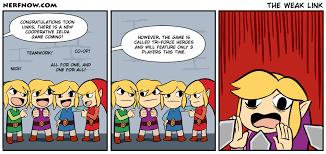 Zelda Memes - the weak link the legend of zelda know your meme