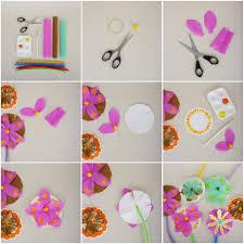 simple steps to make paper plate owl kidscraft papercraft diy