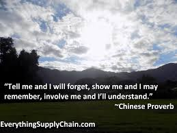 quote about learning from history supply chain quotes by top leaders