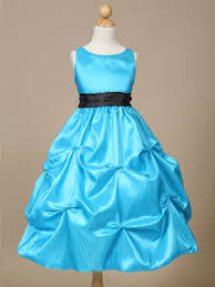 Tiffany Blue Flowers Shop Striking And Classy Blue Flower Dresses At Mygirldress