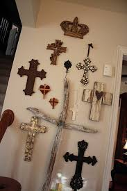 wall decor crosses 185 best wall of crosses images on cross walls wall