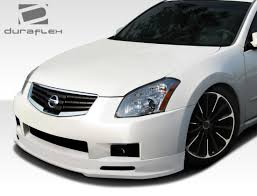 nissan maxima body styles nissan maxima front bumpers body kit super store ground