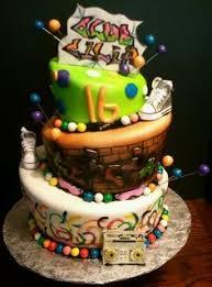 hip hop cake stuff pinterest hip hop cake and hip hop party