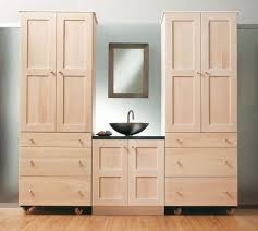Unfinished Bathroom Vanity Base Wonderful Unfinished Bathroom Cabinets Of Best References Home