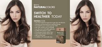 less damaging hair colors onc naturalcolors hair color and hair care in one bottle
