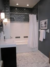 tile bathroom walls ideas 40 gray bathroom wall tile ideas and pictures