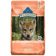blue buffalo blue wilderness large breed puppy chicken recipe dry