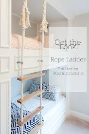 Plans For Bunk Bed Ladder by Bunk Bed Ladder Full Instructions Pictures Video