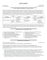 Project Manager Resume Template Download by Sample Product Manager Resume Click Here To Download This Director