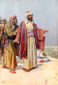 Blind Bible Saul Is Struck Blind On The Road To Damascus Look And Learn