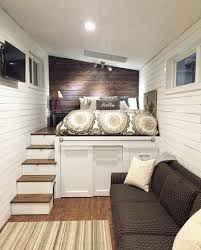 split level bedroom split level bed tiny house tiny houses house and