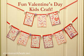 valentine u0027s day craft for kids events to celebrate