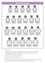 wedding ring sizes uk wedding ring size 25 best ring sizes ideas on engagement