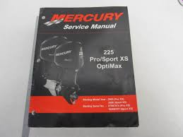 100 service manual for mercury 225 optimax cleaning your