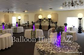 balloon wrought iron elegant wedding decorations