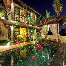 Landscape Laser Lights Outdoor Garden Decoration Projector Laser Lighting Christmas
