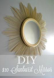 dollar tree round mirrors vanity decoration